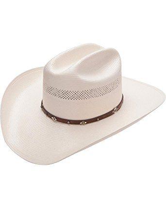 Stetson Men s Lobo 10X Straw All-Around Vent Star Concho Band Cowboy Hat –  Sslobo-3042 Review 13a617e51e6