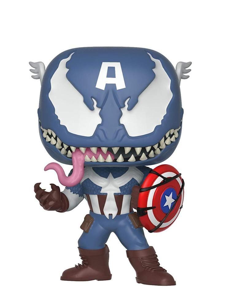 Il CAPITANO Marvel 459-VENDICATORI-Marvel-Funko Pop Bobble-Head Vinile Figura