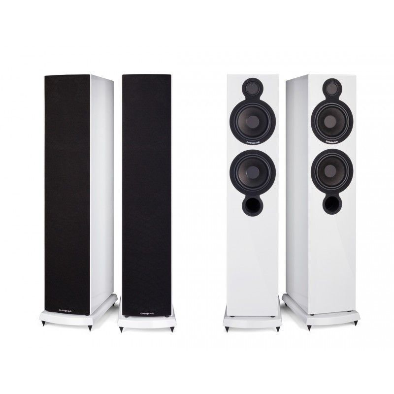 To Demonstrate The Abilities Of Their New Aeromax 6 Cambridge Started By Playing A Nice Selection Of Tunes On Cambridge Audio Floor Standing Speakers Speaker