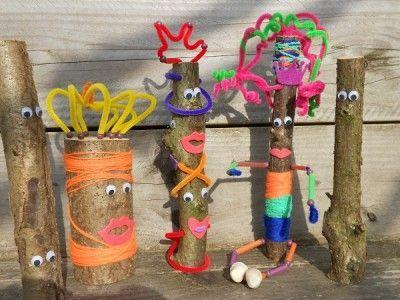 Diy Met Takken : Knutselen met takken google zoeken bērnu darbi nature crafts
