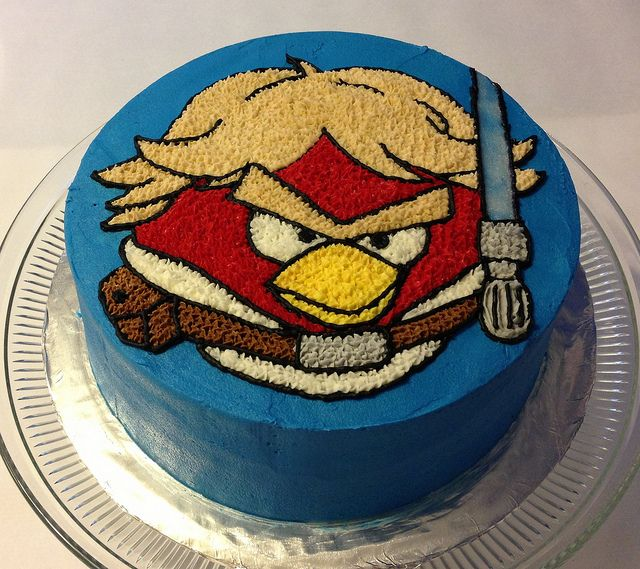 Star wars angry birds cake pudines personajes animados y angry birds star wars outline recent photos the commons getty collection galleries world map app gumiabroncs Images