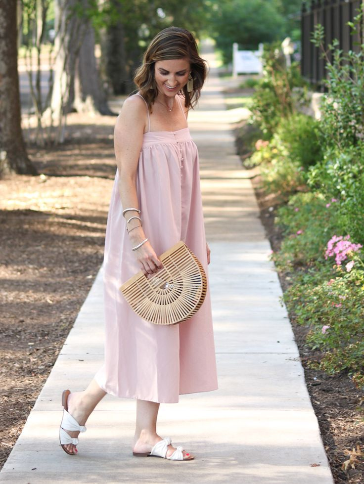 The Blush Jumpsuit You Need In Your Closet | Cobalt Chronicles Trendy Outfits