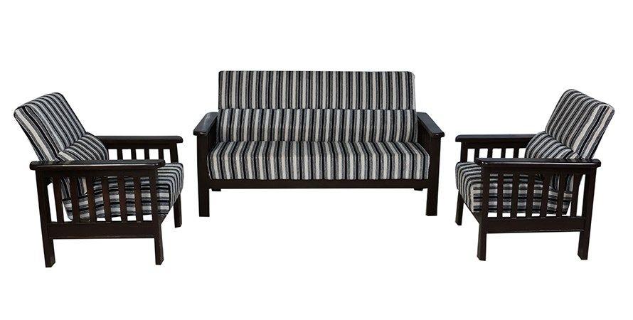 Buy Bantia Cerritos Sofa Set Online India At Best Price Wooden Sofa Sofa Set Online Sofa Set