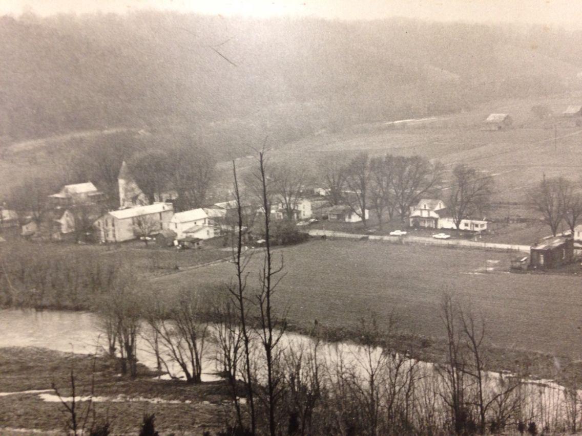 Van Buren Ky before Taylorsville Lake Van