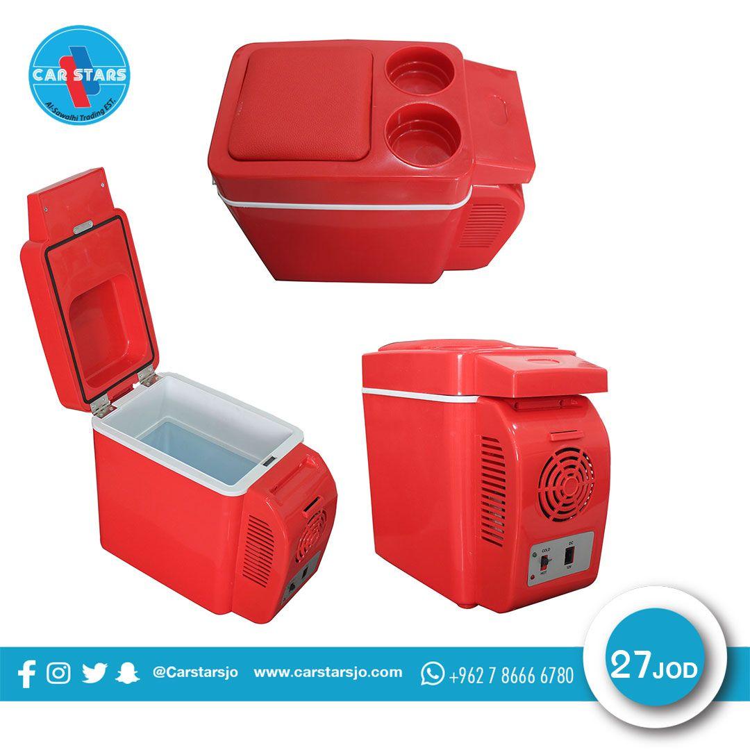 Thermoelectric Cooler حافظة حرارة بارد ساخن فقط بـ 27 دينار تصلها الكهرباء من خلال وصلة ولاعة السيارة حافظة حرارة بارد حافظة حرا Car Accessories Luggage
