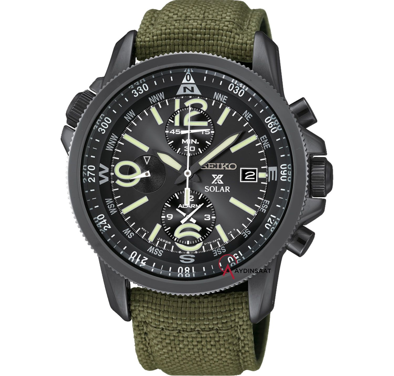 Seiko Prospex Ssc295p1 Erkek Kol Saati Www Aydinsaat Com Seiko Solar Watches For Men Seiko Watches