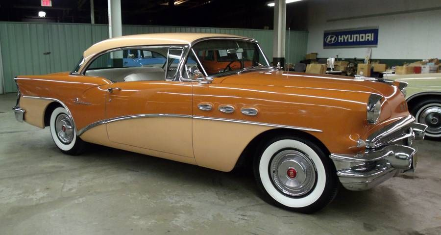 1956 Buick Special 2 Door Riviera Vintage Cars Buick Classic Cars