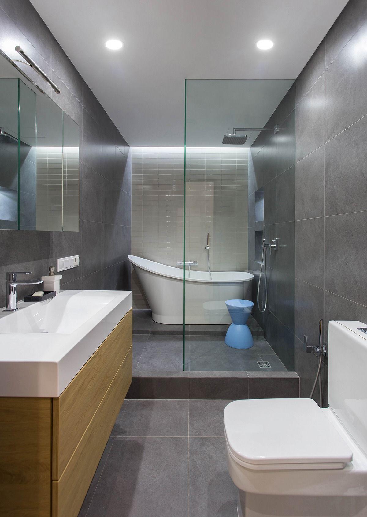 Departamentos peque os para parejas con hijos incluimos for Planos de cuartos de bano pequenos