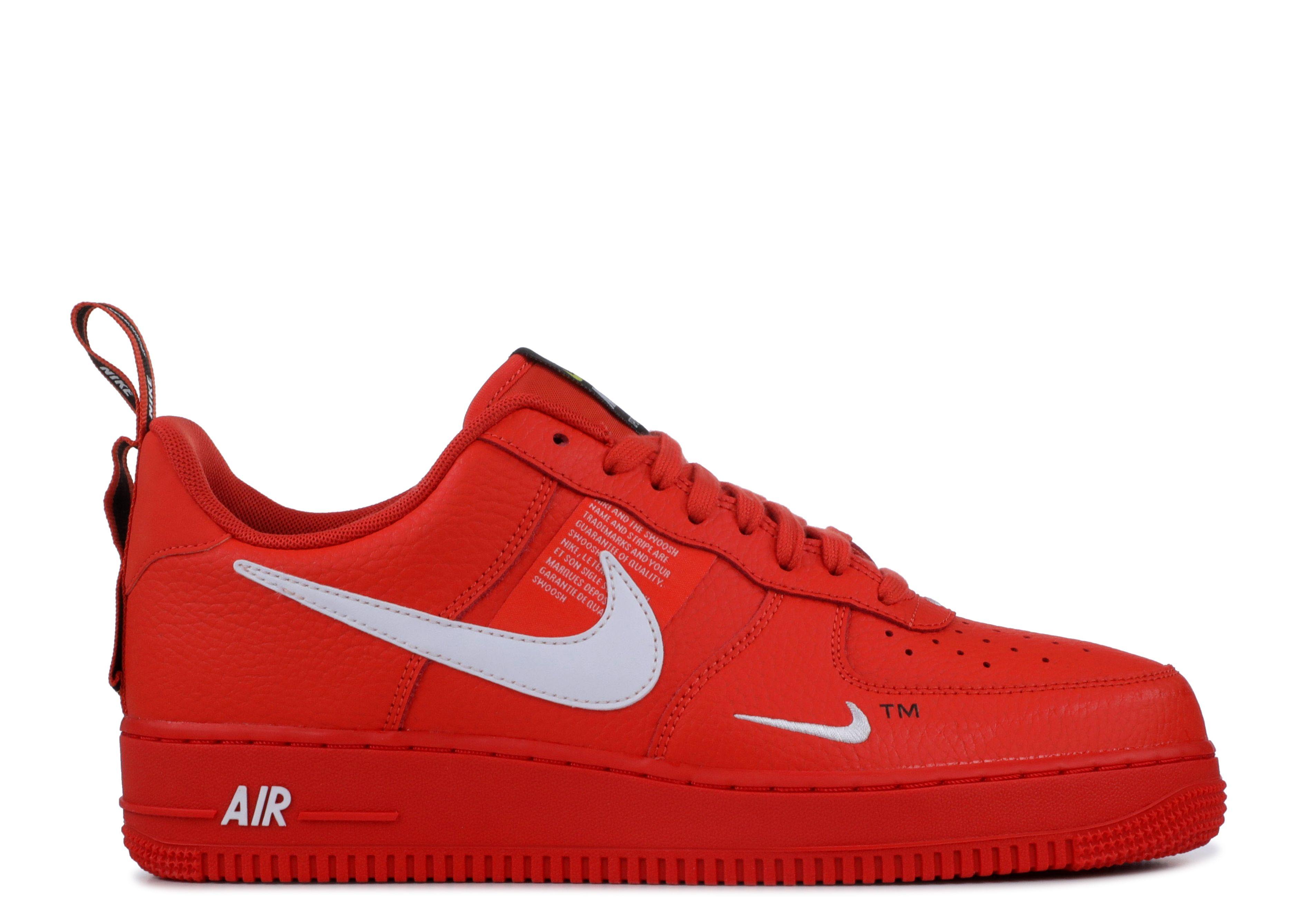 Air Force 1 07 Lv8 Utility Air Force Nike Nike Air Force Sneaker