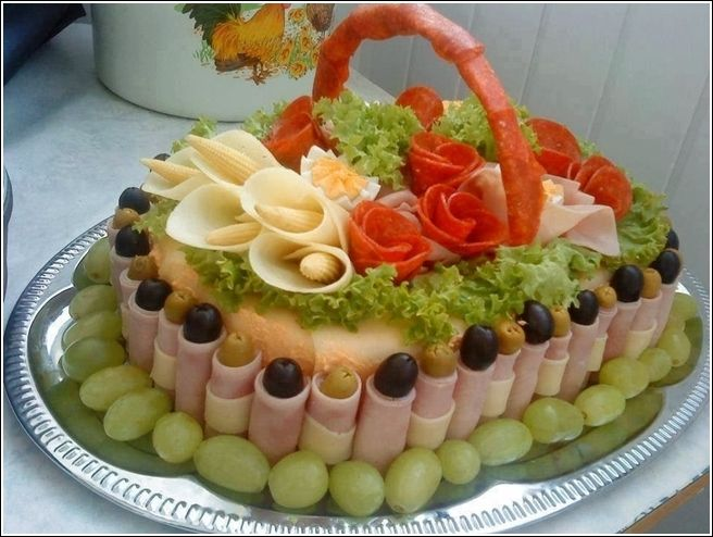 Diy Awesome Ways Of Decorating Salad Cool Creativity Food Salad