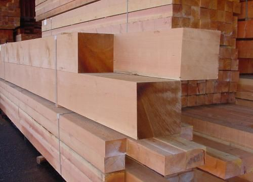 Douglas Fir Timber Timbers Are Beams Posts Typically