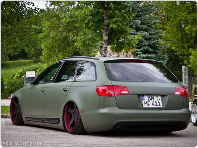 audi avant on rotiform forged 3 piece concave motorized. Black Bedroom Furniture Sets. Home Design Ideas