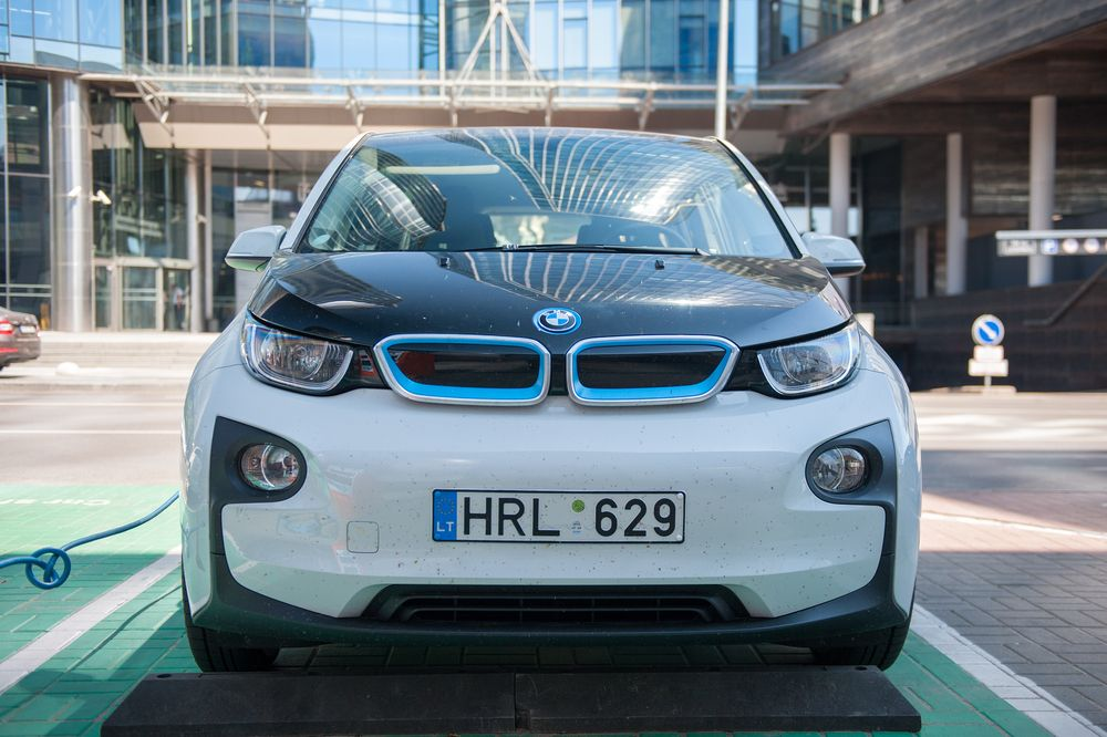 Bmw I3 Is A New Car Model Which Is About To Release In 2017 By
