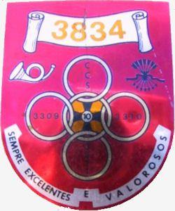 Batahão de Caçadores 3834 Cabo Delgado 1971/1973 Moçambique