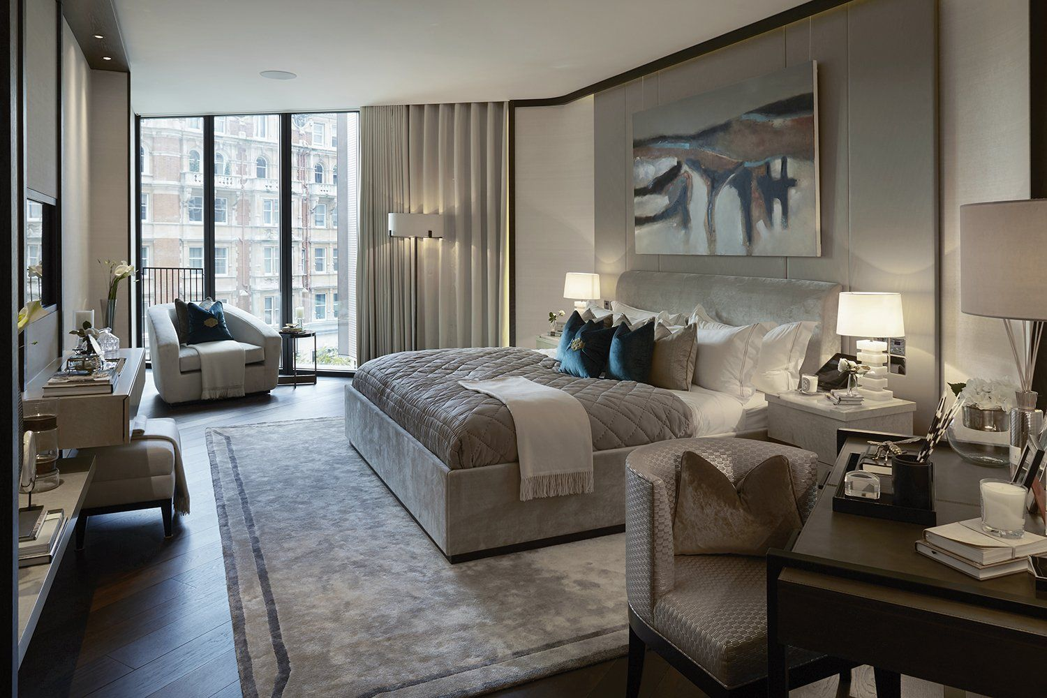 Best One Hyde Park Cityside Apartment Guest Bedrooms One 400 x 300