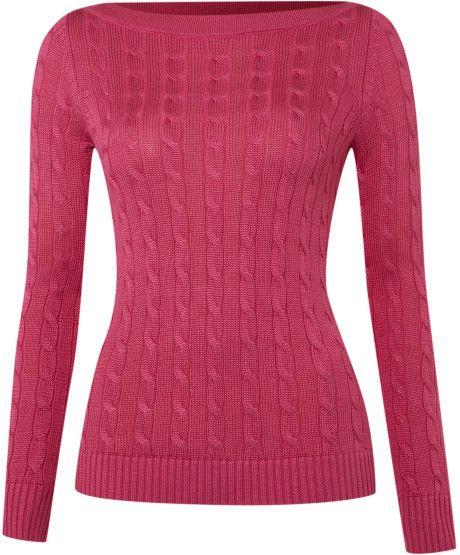 089d68e74e2d ralph lauren pink sweater
