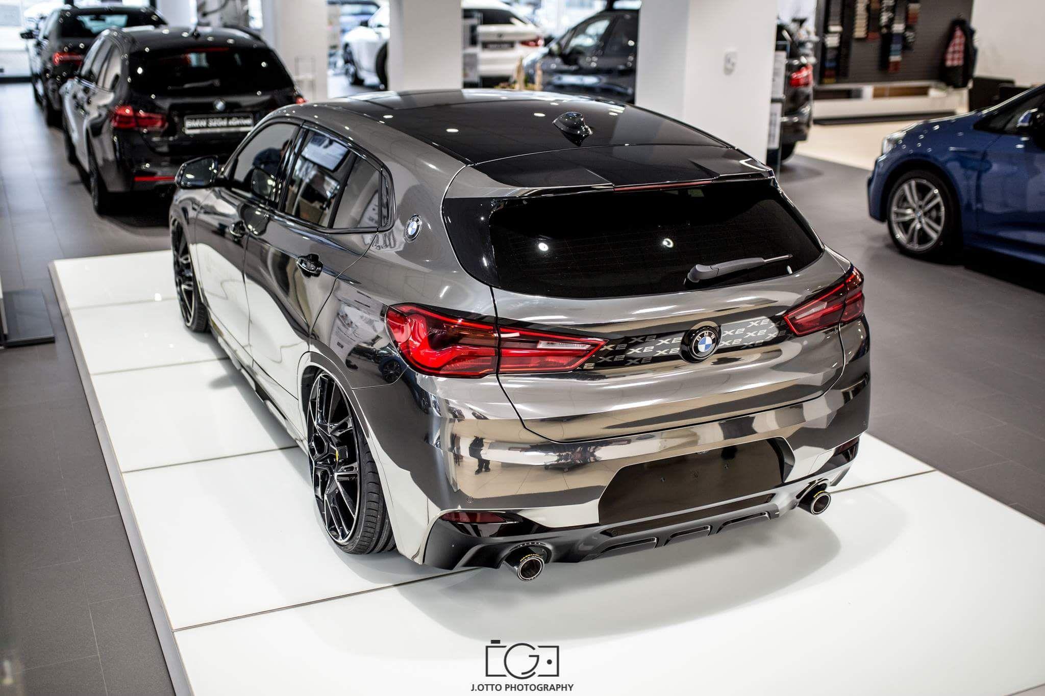 Bmw X2 Com Imagens Carros De Luxo