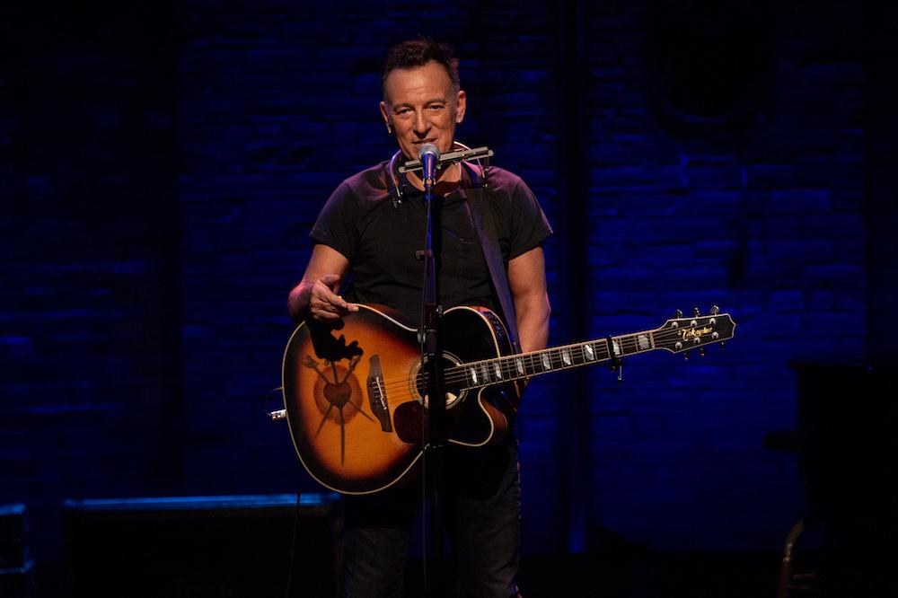 Bruce Springsteen Turns Director for Concert Film 'Western