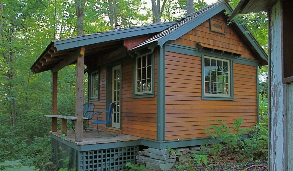 Fine 1000 Images About Small Cabins On Pinterest Cheap Log Cabin Largest Home Design Picture Inspirations Pitcheantrous