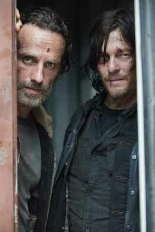 Rick snd Daryl