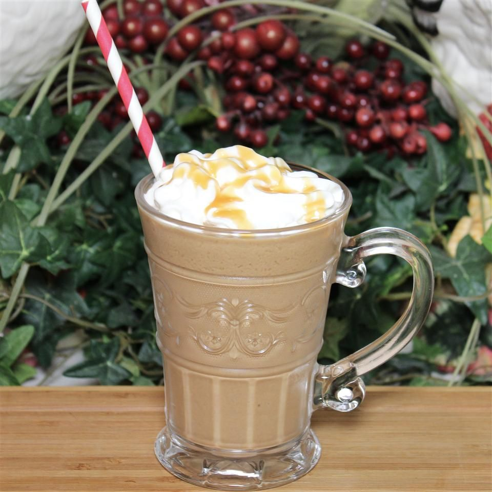Chocolate peanut butter iced coffee recipe in 2020
