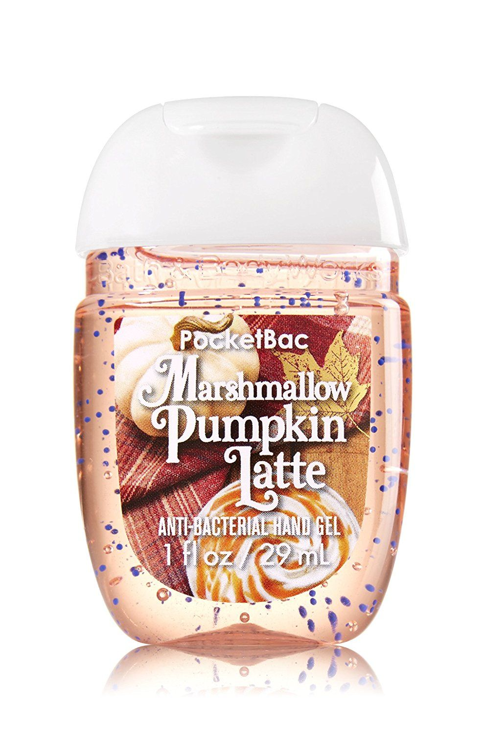 Bath Body Works Pocketbac Hands Sanitizer Marshmallow Pumpkin