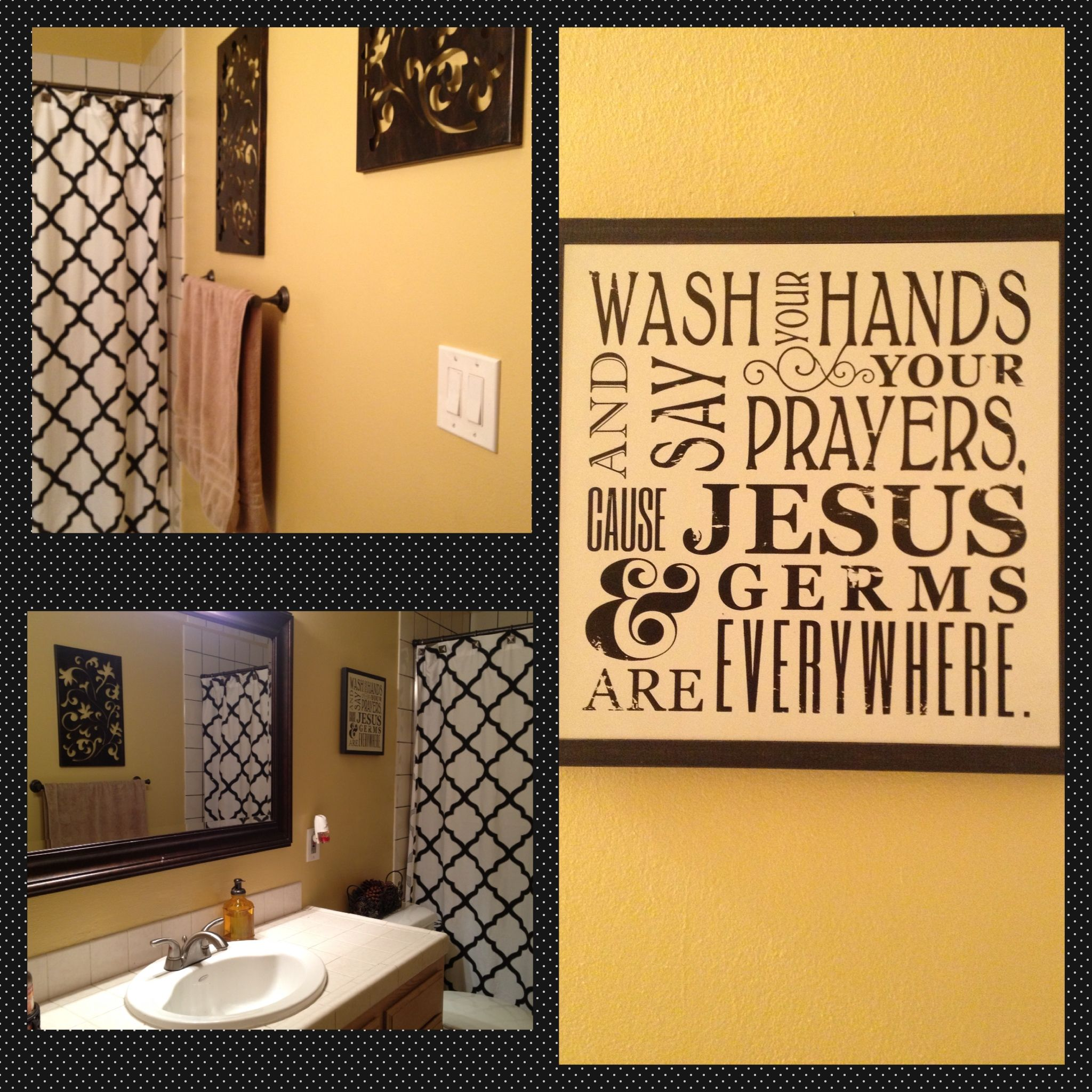 Restroom decor... Haha... Perfect! | For the home | Pinterest ...