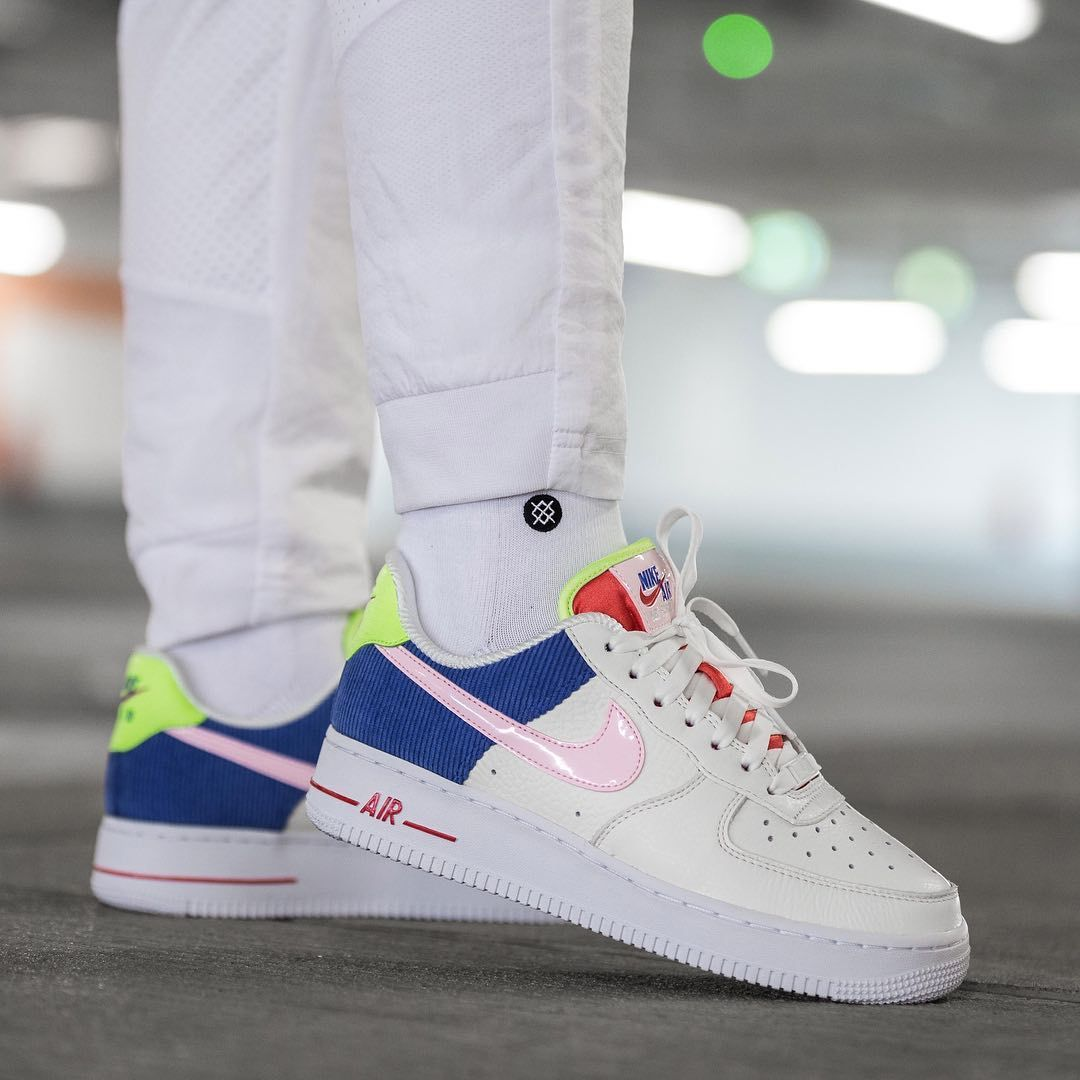 on sale 32dbb 86d5f Nike Air Force 1 Low « Panache Pack » Credit   Afew Store