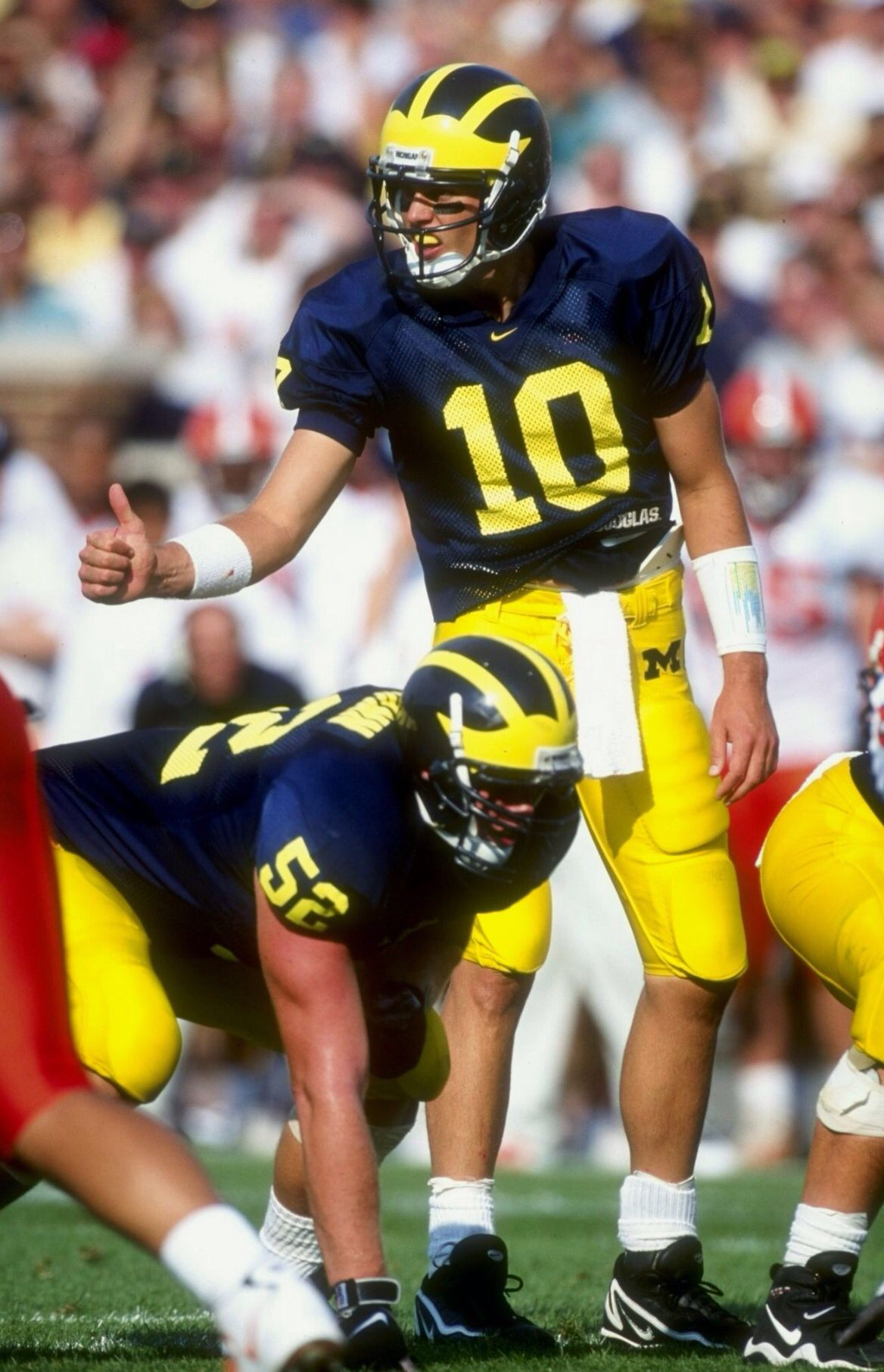 Tom Brady Michigan Football Tom Brady College Go Blue