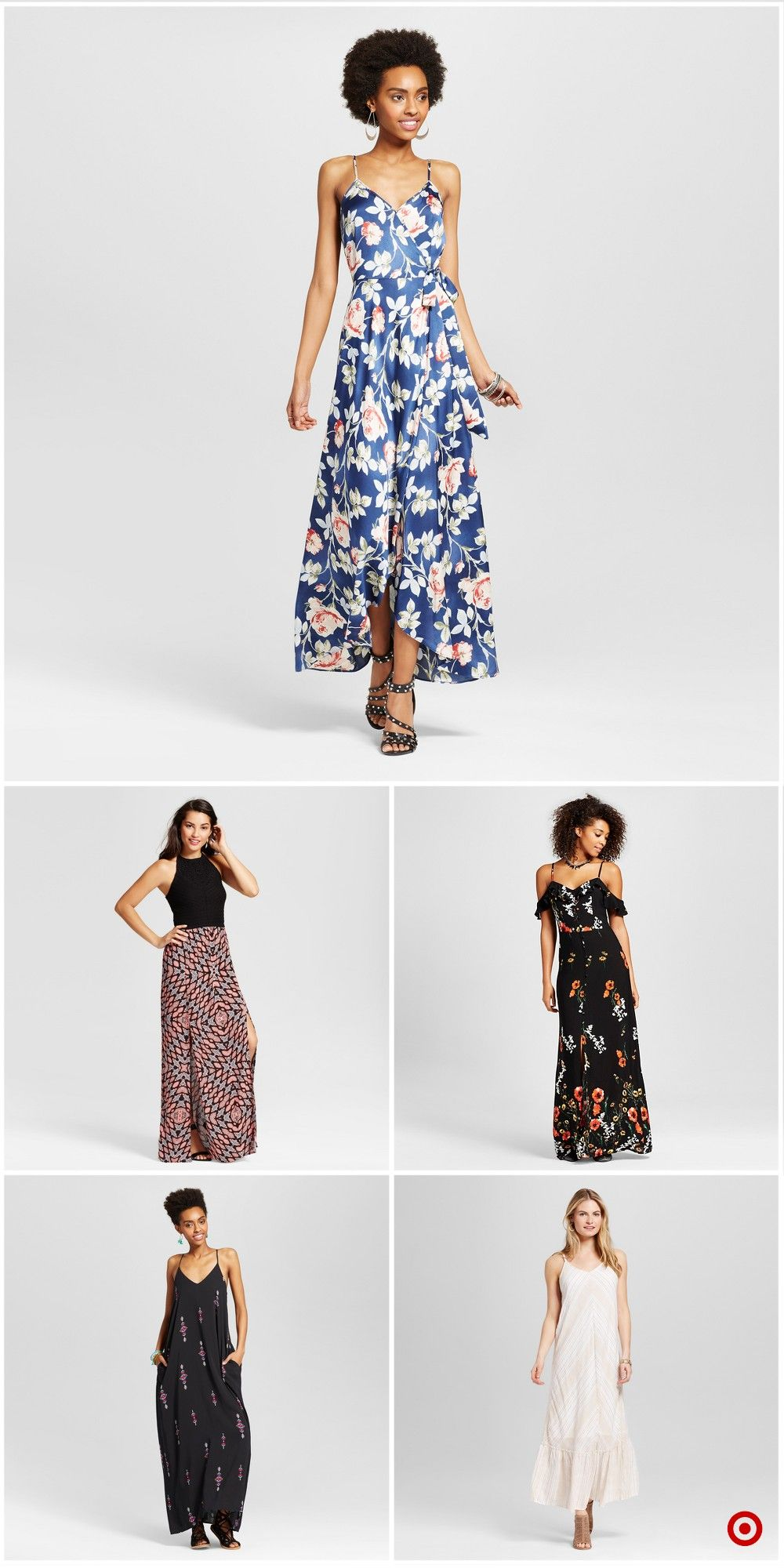 Shop Target for maxi dresses you will love at great low prices. Free  shipping on orders of  35+ or free same-day pick-up in store. 7d37126cc7cf