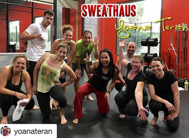 Kettle Bell Classes Just One Of Many Classes We Offer Repost Yoanateran With Repostapp Strong And Fun Group To Work Gym Life Group Fitness Kettlebell