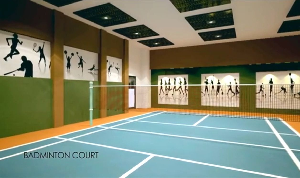 Badminton Court in South Ex (With images) Badminton