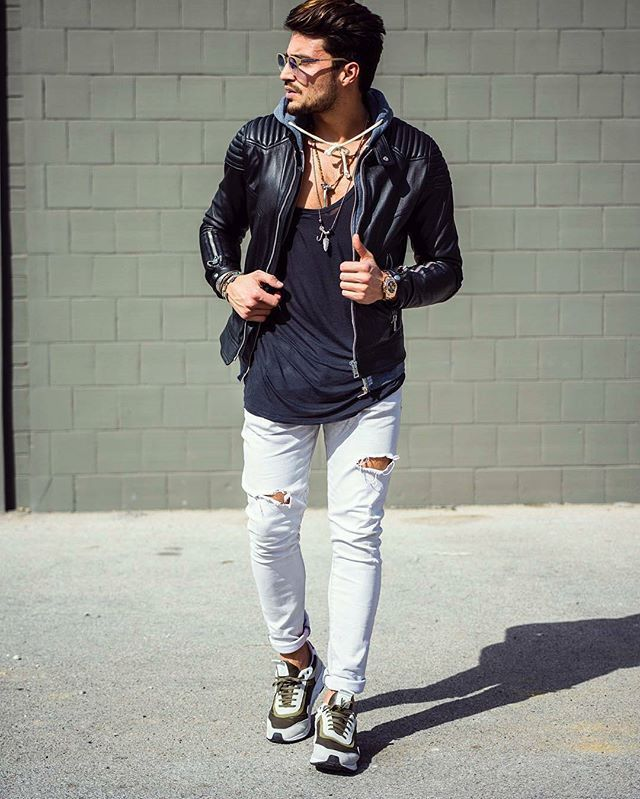 Instagram: @innameofstyle   #streetstyle featuring @marianodivaio Tag friends you think will like this #look.  #streetstylemen #streetfashion #menswear #mensfashion #mensstyle #mensclothing #fashionformen #ootdmen #menwithstyle #malefashion #menfashion #menstyle #fashionmen #mensoutfit #menslook #mensweardaily #fashionmen #fashionman #styleformen #stylemen #mensstreetstyle #menstreetstyle #mensootd #menootd #stylishmen #guysstyle #guystyle #innameofstyle