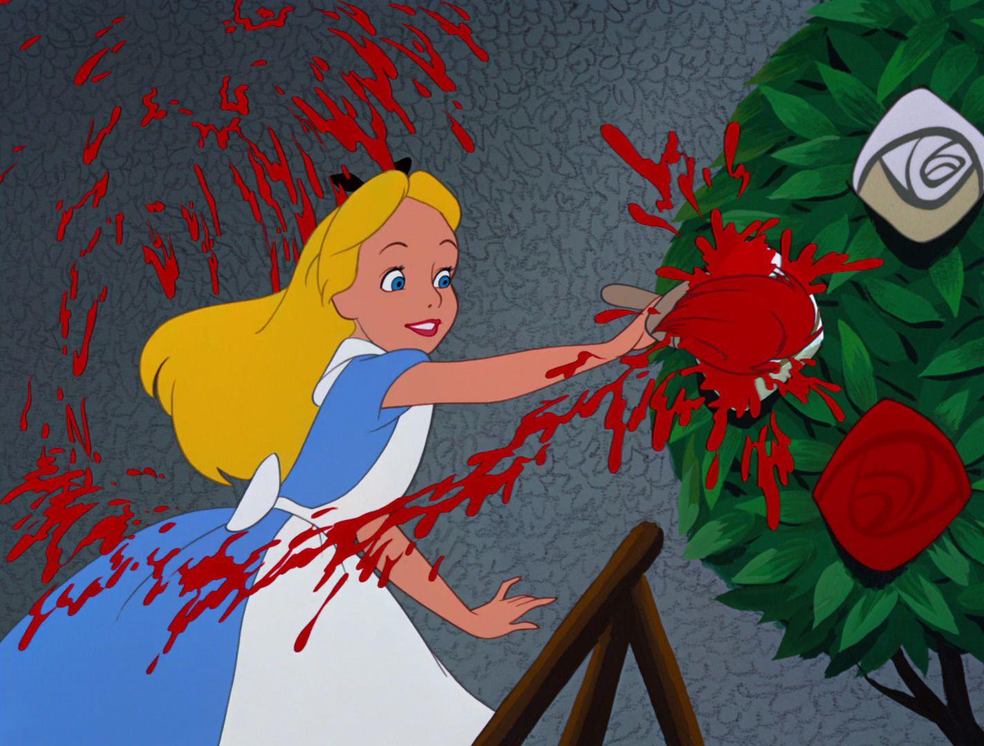 Alice In Wonderland 1951 Screencaps Alice In Wonderland