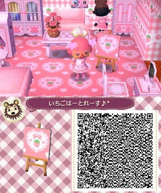 Acnl Qr Codes Animal Crossing 3ds Animal Crossing Animal