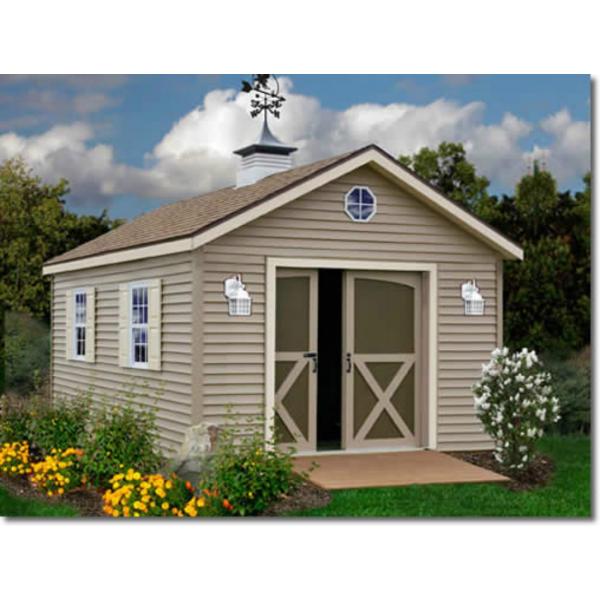 Best Barns South Dakota 12x12 Vinyl Siding Wood Shed Kit Southdakota 1212 Building A Shed Wood Shed Wood Shed Kits