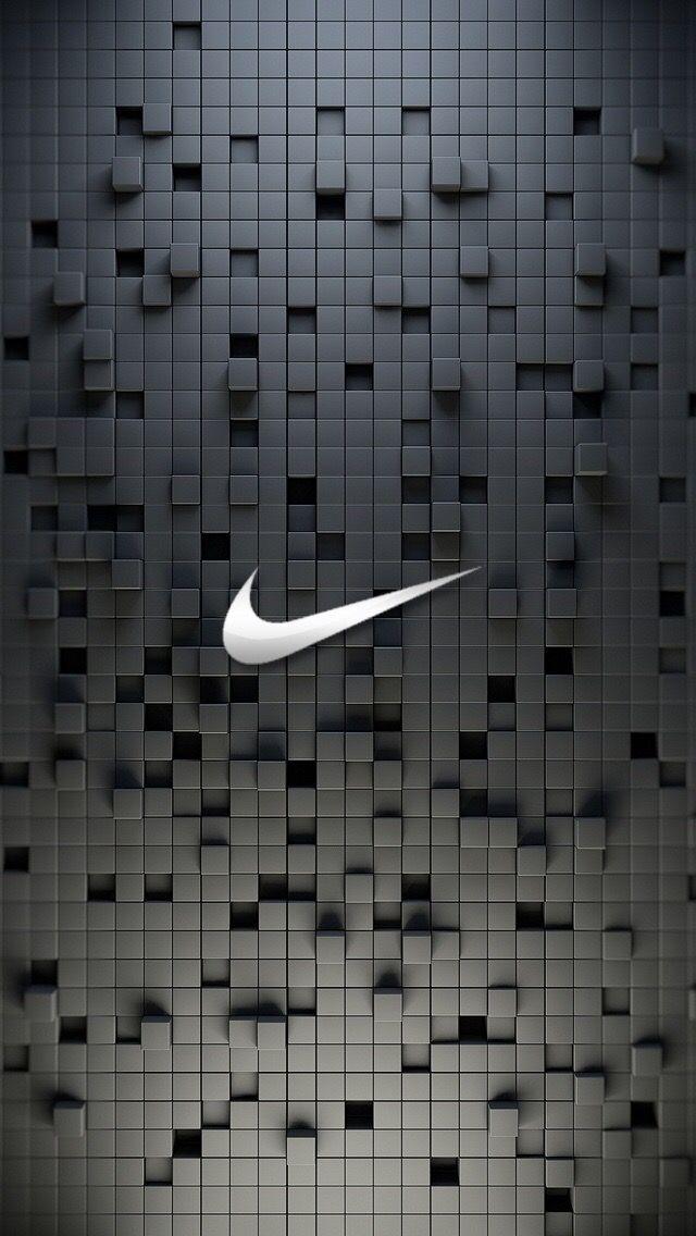 Black Textured Nike Wallpaper
