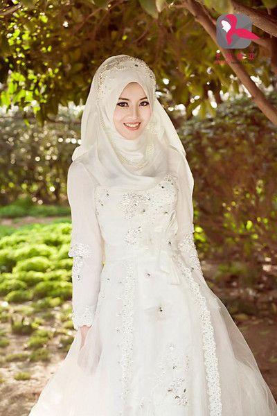 malaysian bridal dress - Google Search | Islamic Attire | Pinterest ...