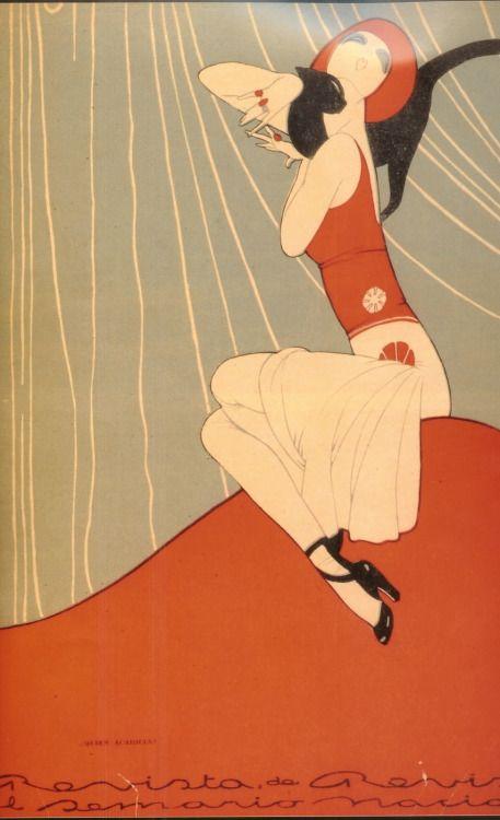 1920sxfashionxstyle:  Chango Cabral, 1920s