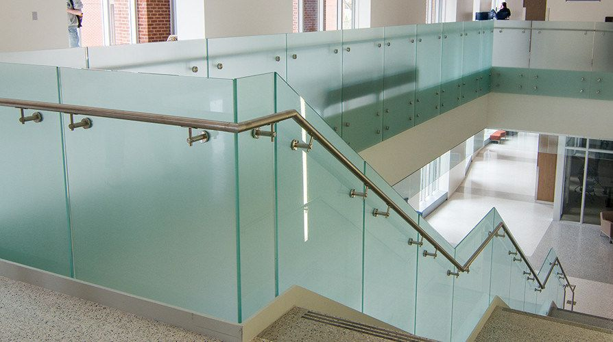 Best Frosted Glass For Interior Railing Interior Railings 400 x 300