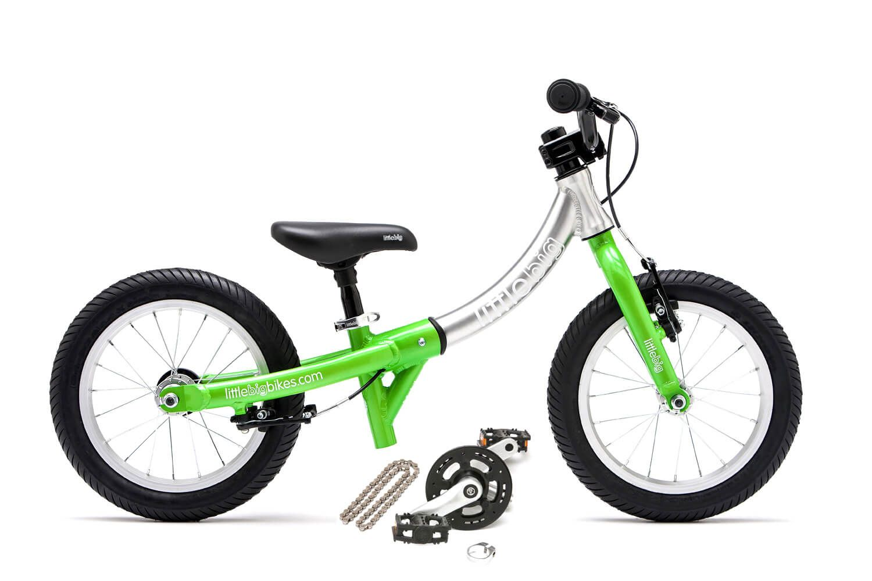 Littlebig Balance Bike Apple Green Kids Bike Bike Balance Bike