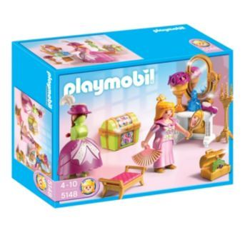 Playmobil Royal Dressing Room 5148 Playmobil Playset Toys