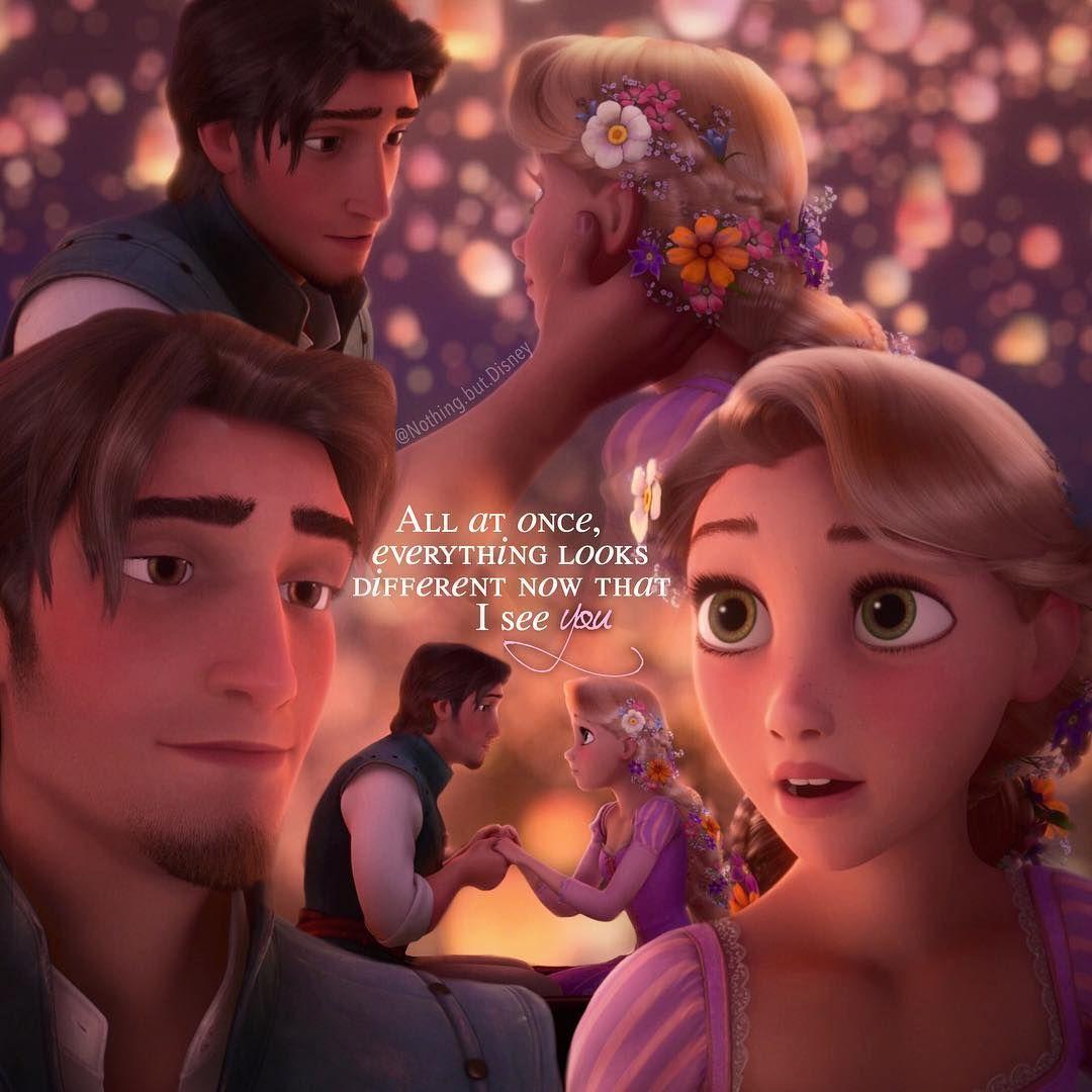 Image May Contain 2 People Disney Princess Quotes Disney Princess Wallpaper Disney Rapunzel