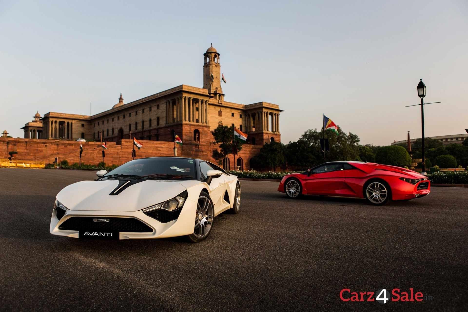 DC Avanti Sports car, Affordable sports cars, Car