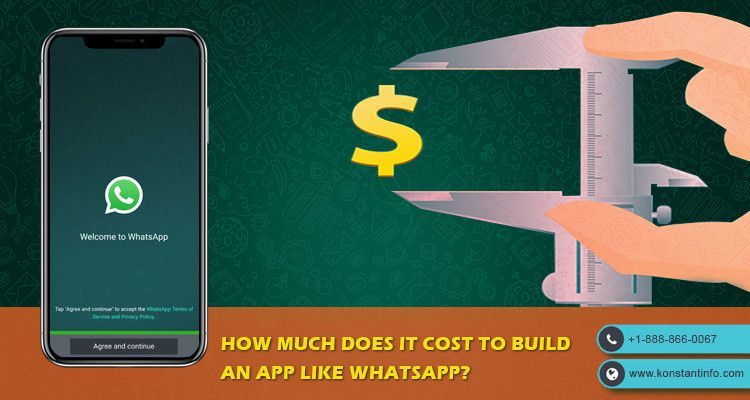 How Much Does It Cost to Build an App like WhatsApp ...