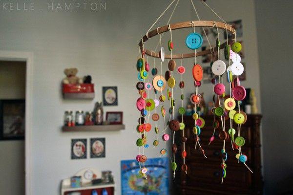 A Fun, Adorable Batch Of DIY Baby Mobiles Gallery