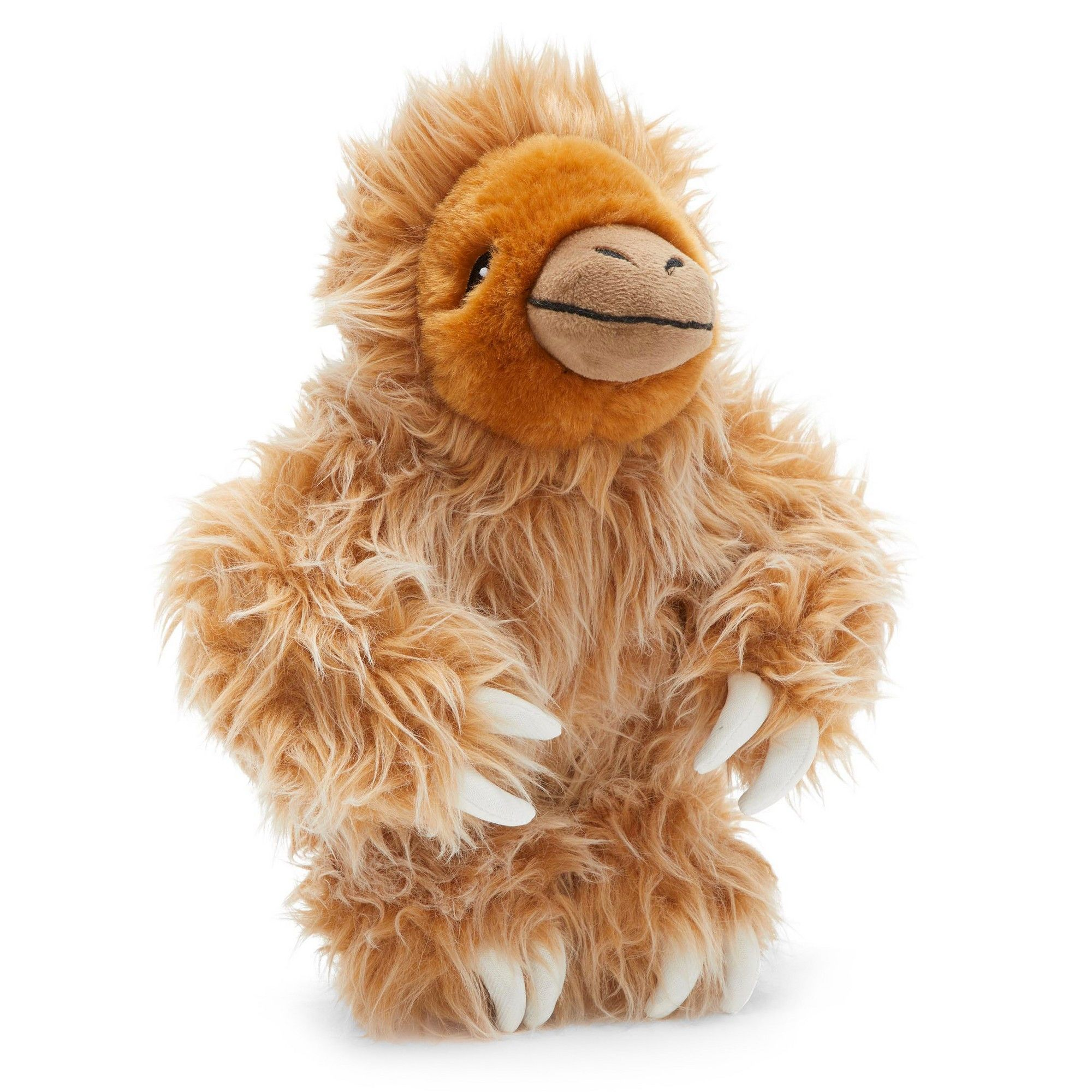 Bark Hairy Sloth Dog Toy Gordon The Giant Sloth Cute Dog Toys