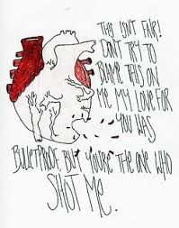 Image result for broken love drawings