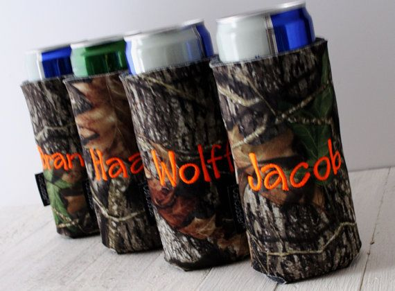 Camo Groomsmen Gifts Personalized For Men