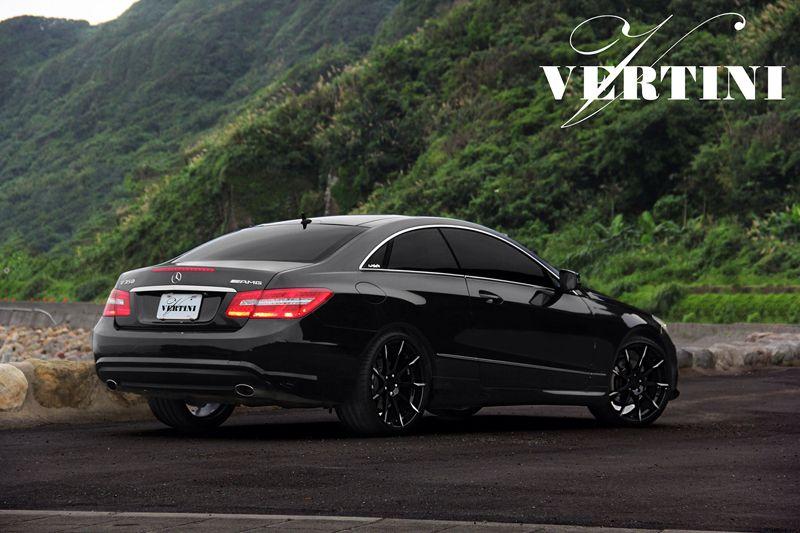 Vertini Flying Wheels | Mercedes Benz E-Class E350 E550